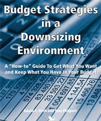 Budget Strategies in a Downsizing Environment handbook