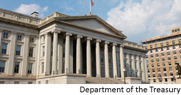 dept of treasury